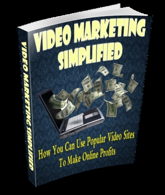Product picture Video marketing simplified