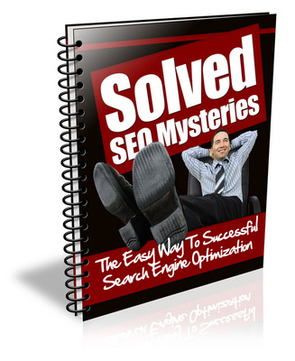 Product picture Solved SEO Mysteries 2011