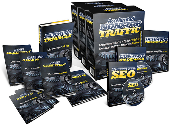 Product picture NEW!!NonStop Traffic = Auto-Pilot Income v2