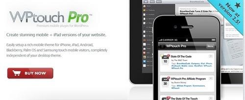 Product picture WP Touch Pro 2.60 Unlimited