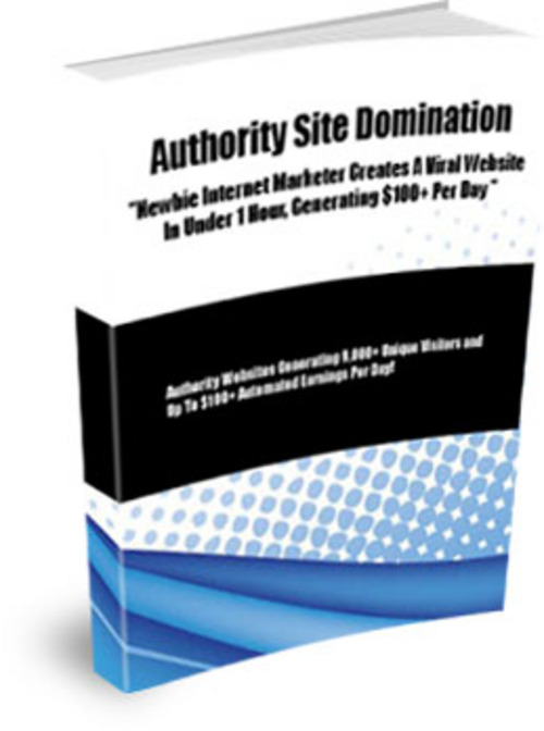 Product picture Authority Site Domination