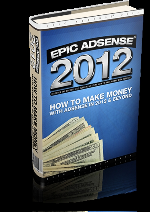 Product picture ADSENSE 2012