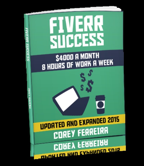 Product picture Fiverr Success - how I make $4000 a month