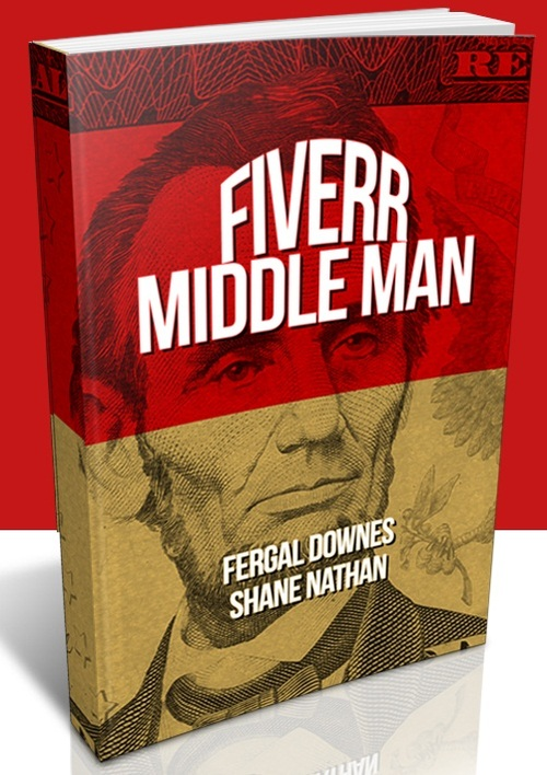 Product picture Fiverr Middle Man system that earn $600-$900 per month